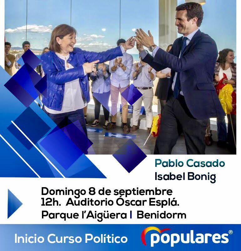 inicio curso politico 2019